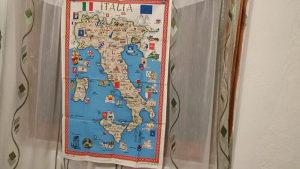Poster Italija znamenitosti