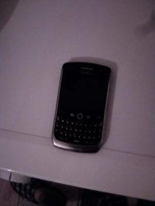 Telefo  BlackBerry