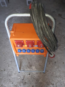 Razvodna kutija Elektro ormar 400v