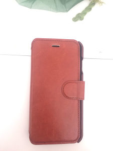 Iphone 6 6s KOZNA Maska Oklop Fotrola Zastita / Preklopna