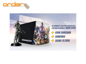 Overwatch Collectors Edition /PS4