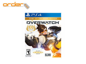 Overwatch Game Of The Year Editon /PS4