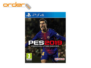 Pes 2019 Standard Edition /PS4