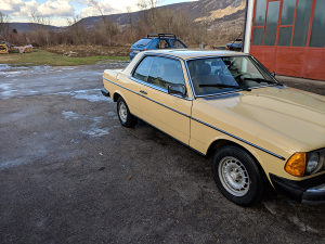 Mercedes 300 CD Coupe