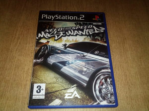 Need For Speed Most Wanted 2005 (PlayStation 2 - PS2)