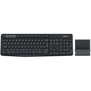 LOGITECH K375s Multi-Device Wireless Keyboard