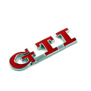 GTI amblem