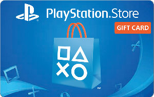 PSN PlayStation Network Gift Card USA UK 5 10 20 25 50