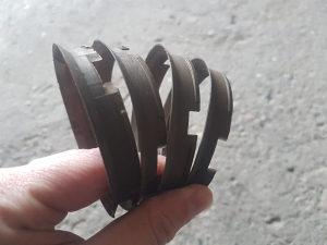 Prstenovi za alu felge BMW 76,9-74,1