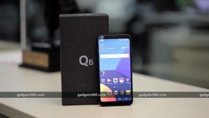LG Q6 EKSTRA TELEFON