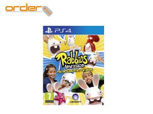 Rabbids invasion - Interactive TV show /PS4