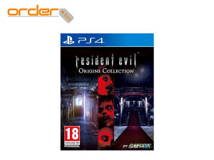 Resident Evil - Origins Collection /PS4