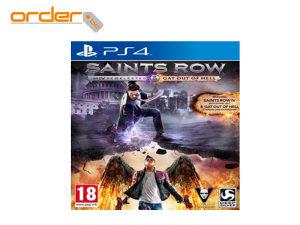 Saints Row 4 /PS4