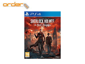 Sherlock Holmes The Devils Daughter /PS4