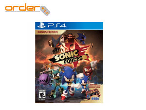 Sonic Forces / PS4