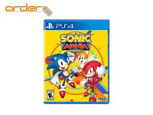 Sonic Mania Plus /PS4