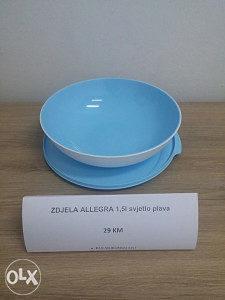 Tupperware ZDJELA ALLEGRA 1,5 L