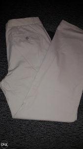 Muske ljetne hlace pantole pantalone 48 M