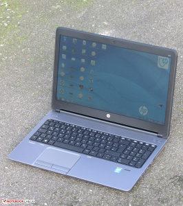 "HP 15.6"" i5 4300M 3,10GHZ , 8 GB ,256 SSD"