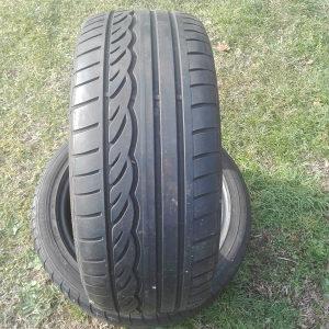 Polovne auto gume Dunlop 225 45 R 17   2 kom.