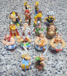 Asterix Kinder figure 16 kom. (2000-2012)