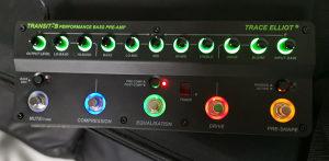 Trace Elliot Transit B Bass predpojačalo