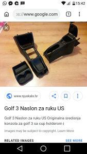 Konzolfa golf 3