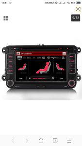 Auto navigacija GPS,DVD,USB, MP3.... Vw golf 5 6,Passat