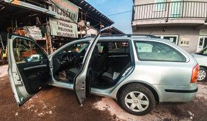Škoda Octavia 4*4