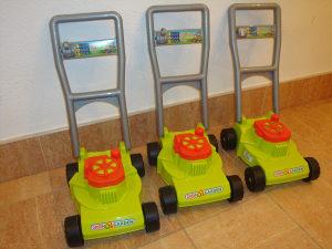 djecije kosilice igracka giocattoli  3 kom  za 30 KM