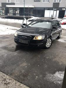 Audi a6 2.0tdi Automatik Koza Tek Reg
