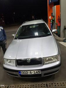 Škoda Octavia 1.9 4x4 TEK REG EXTRA!