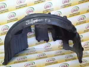 Pvc plastika prednja desna BMW 5 E60 KRLE 28780