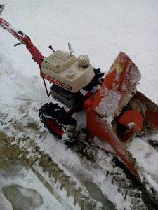 Masina za sneg