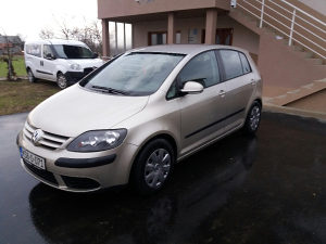 Volkswagen Golf 5 Plus Benzin plin