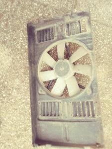 Ventilator hladnjaka passat 3 1.9 sdi