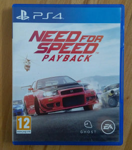PS4 NEED FOR SPEED PAYBACK 062/325-468