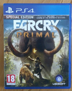 PS4 FARCRY PRIMAL SPECIAL EDITION 062/325-468
