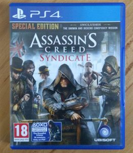 PS4 ASSASSINS CREED SYNDICATE 062/325-468