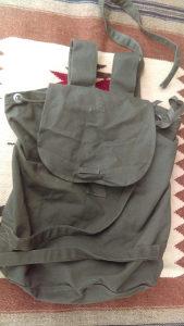 Vojna oprema - ruksak (Ranac) JNA