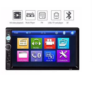 "Radio 7"" HD Bluetooth Touch Screen"
