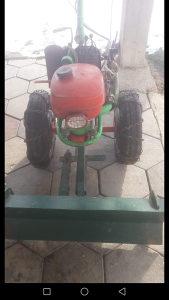 Motokultivator IMT 506