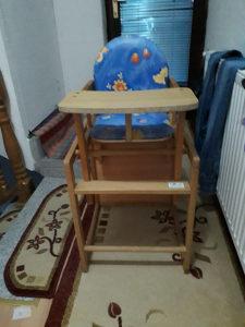 Sto i Stolice I dječija stolica
