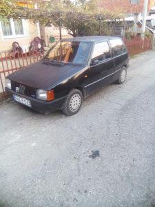 Fiat Uno 986 cc, 32kW