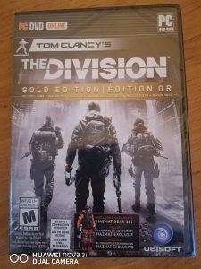"""PC igrica """"The Division"""" , gold edition"""