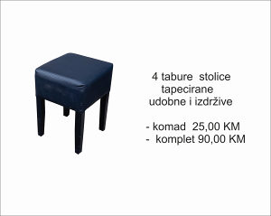 Tabure stolice