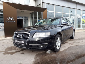 Audi A6 2.0 TDI 136 KS 6MT 2009. GOD