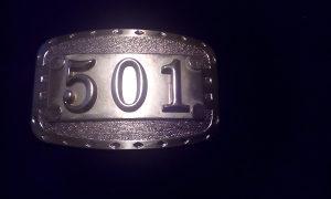 Toka za kais 501