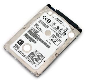 """HDD 500GB 2.5"""" 7mm 7200rpm HITACHI Travelstar"""