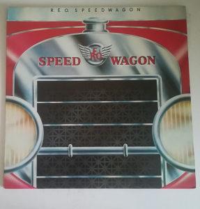 REO Speedwagon - R.E.O. Speedwagon LP